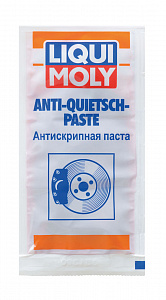 Антискрипная паста Anti-Quietsch-Paste/ LIQUI MOLY / 0,01 л. ( арт. 7656 )